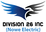 Division 26 / Nowe Electric logo